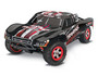 Slash 4x4 1/16 RTR TQ Musta - With Batt/Charger (70054-1BLK)