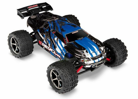 E-Revo VXL 4WD 1/16 RTR TQi TSM Sininen (71076-3BLUE)