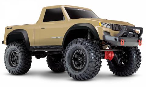 TRX4 Sport Scale Crawler Truck 4x4 Truck 1:10 Beige RTR ei sis akkua/laturia (82024-4TAN)