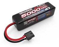 LiPo 5000mAh 4S 14,8V 25C (iD-liitin) (2889X)