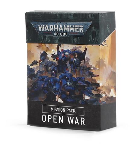Mission Pack: Open War (40-20)