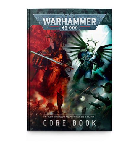 Warhammer 40.000 Core Rule Book (40-02)