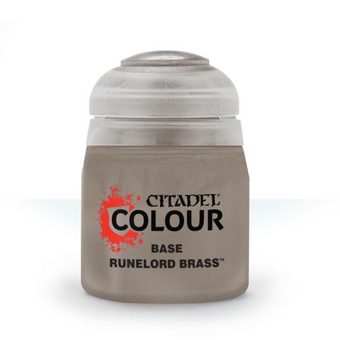 Runelord Brass (Base) 12 ml (21-55)