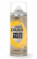 Runelord Brass Spray, 400 ml (62-35)