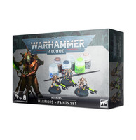 Necrons Warriors + Paint Set (60-69)