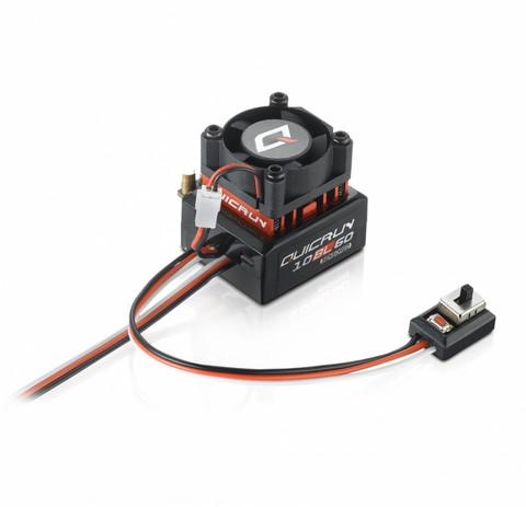 QuicRun 10BL60 Sensored ESC autoihin1/10