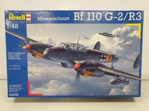 Messerschmitt Bf 110 G-2/R3 1:48 (Revell)