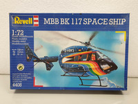 MBB BK 117 Space Ship 1:72 (Revell)