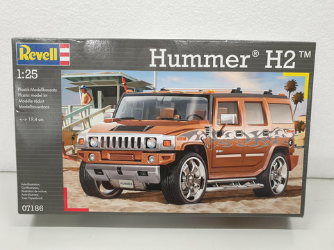 Hummer H2 1:72 (Revell)
