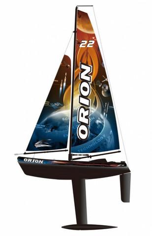 Purjevene Orion V2 RTR