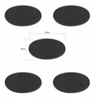 Oval Base 60 x 35 mm