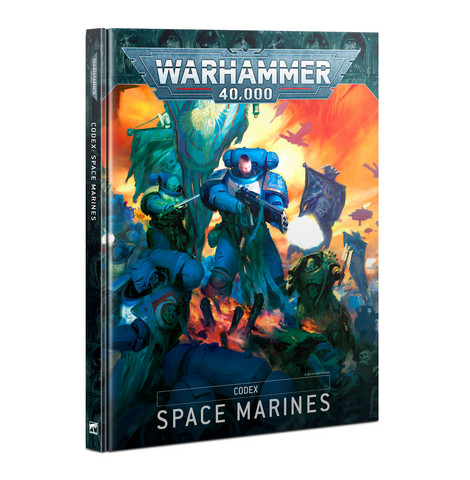 Codex Space Marines (HB) (48-01)