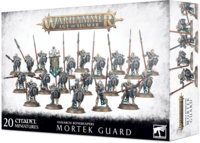 Ossiarch Bonereapers Mortek Guard (94-25)