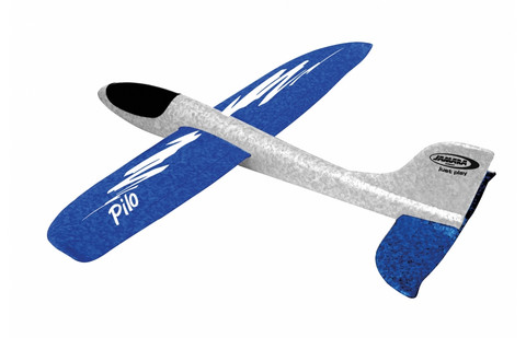Heittoliidokki Pilo (sininen siipi/valkoinen runko)