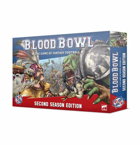 Blood Bowl Second Season Edition (200-01)