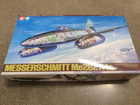Messerschmitt Me262A-1a 1:48 (Tamiya)
