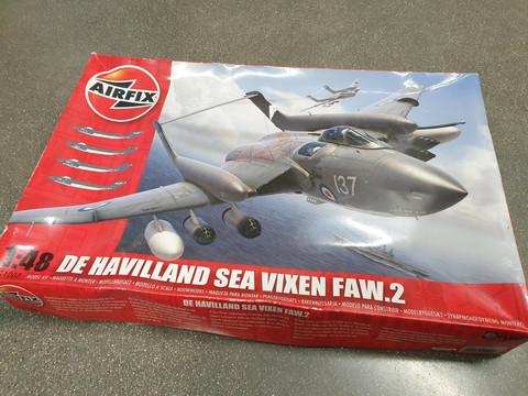 De Havilland Sea Vixen Faw.2 (Airfix)