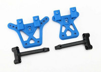 LaTrax Shock Tower Front & Rear (7637)
