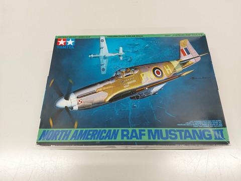 North American Raf Mustang III (Tamiya)