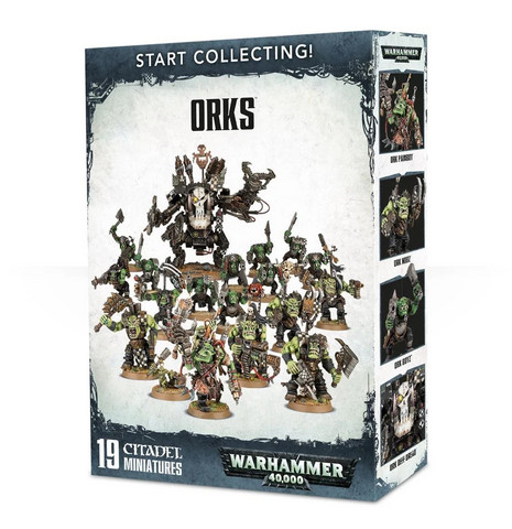 Start Collecting! Orks (70-50)