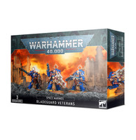 Space Marines Bladeguard Veterans (48-44)