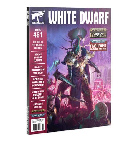 White Dwarf February 2021 #461