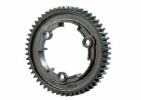 Spur Gear 54-Tooth Steel Wide 1.0 Metric Pitch (6449R)