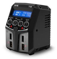Laturi T100 Duo 5A/2x50W, LiPo/LiFe/LiHV, NiMH, 100-24VAC