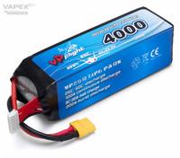 LiPo 4000mAh 22,2V 25C (XT60) (LP044FXT)