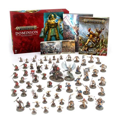 Warhammer Age of Sigmar - Dominion (80-03)