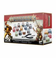 Warhammer Age of Sigmar Paints & Tools Set (80-17)