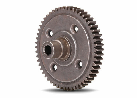 Spur Gear 54T 0.8M/32P Steel (for Center Diff #6780) (6842X)