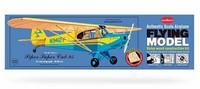 Piper Super Cub 95 kumimoottorilennokki, rakennussarja, laser leikattu