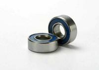 Kuulalaakeri 5x11x4 mm sininen (2 kpl) (5116)