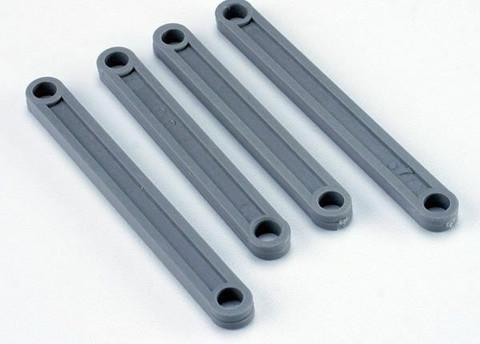 Camber link set Banditiin (harmaa) (muovia, ei säädettävä) (2441A)