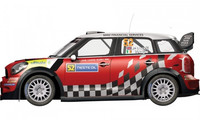 Airfix MINI Countryman WRC 1:32 - A03414
