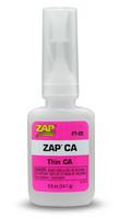 Pikaliima ZAP, Ohut, 14 g (Pinkki) (PT09)