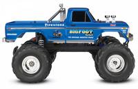 BIGFOOT No.1 Monster Truck 1/10 RTR Sininen (36034-1BLUE)