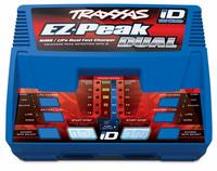 EZ-Peak Dual 8A/100W Nimh/Lipo laturi Auto iD (2972G)