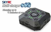 E4Q Quad Lipo-laturi 12 VDC