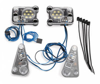 Head and Tail Light Kit TRX-4 Land Rover Defender (8027)