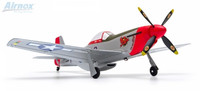 Airnox UMS P-51D Mustang RTF 4ch with 3AXG Gyro