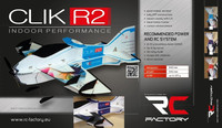 Clik R2 SuperLITE EPP, dark blue