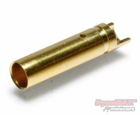 4,0mm liitin naaras (B9573)