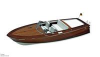Princess Sportboat 1:8