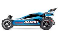 Bandit 2WD 1/10 RTR TQ Sininen (24054-1BLUEX)