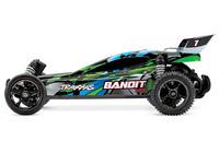 Bandit VXL 2WD 1/10 RTR TQi TSM Vihreä (ei sis. akkua tai laturia) (24076-4GRN)