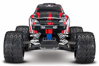 Stampede 2WD 1/10 RTR TQ Punainen with Battery & Charger (36054-1RED)