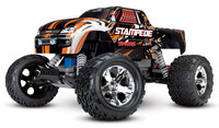 Stampede 2WD 1/10 RTR TQ Oranssi with Battery & Charger (36054-1OR)