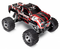 Stampede 2WD 1/10 RTR TQ Punainen w/o Battery & Charger (36054-4RED)